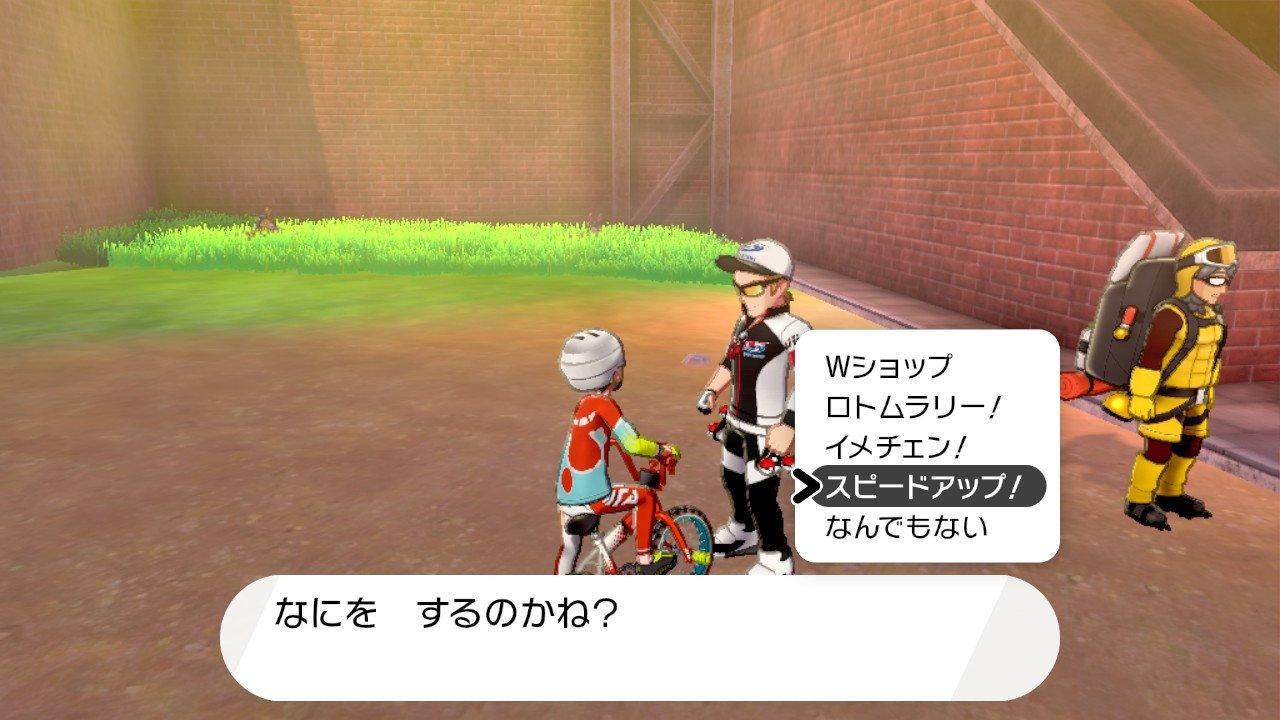 盾 ポケモン ボール 剣 スピード